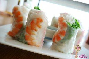 vietnamese verse loempia springroll rijstpapier ricepaper