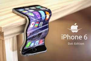 iphone 6 plus bend buigt