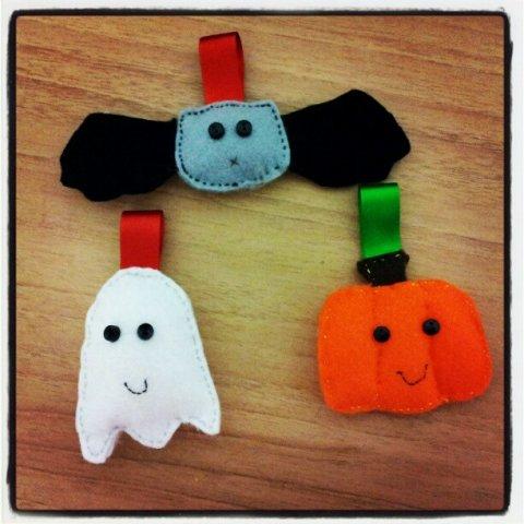 Diy maak je eigen schattige halloween decoratie for Halloween versiering maken
