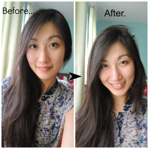 alterna kristy asian fine hair test review cc cream