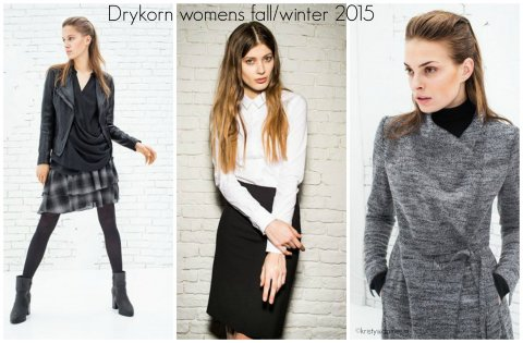drykorn women fall winter 2015 kristy dames nl